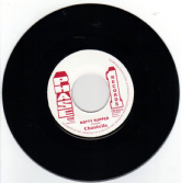 Chantells - Natty Supper / dub (Phase One) UK 7""